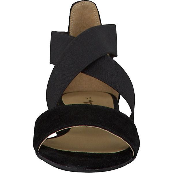 Tamaris, Klassische Sandalen, Sandalen, Sandalen, schwarz  Gute Qualität beliebte Schuhe a41f22