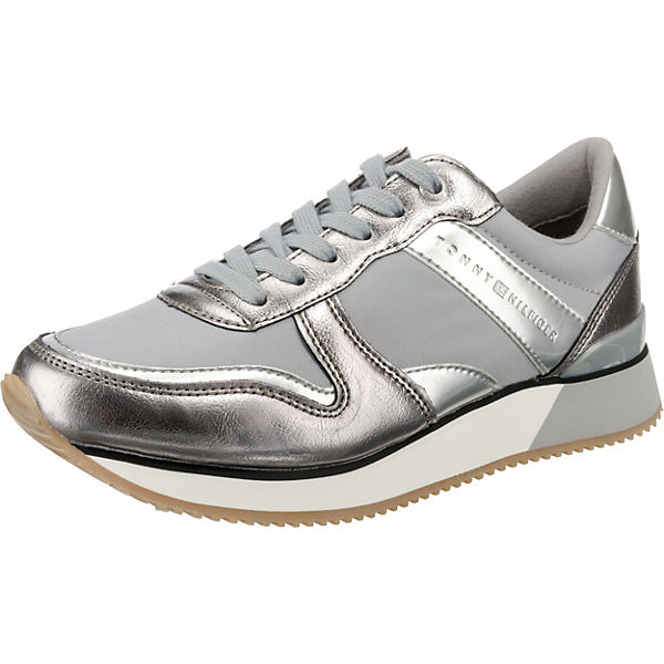 METALLIC SNEAKER Sneakers Low