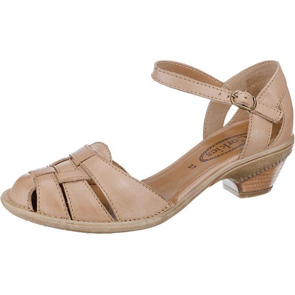 beige CORKIES 15A113Y Klassische Klassische 15A113Y CORKIES Sandaletten xT8Rq40Pw