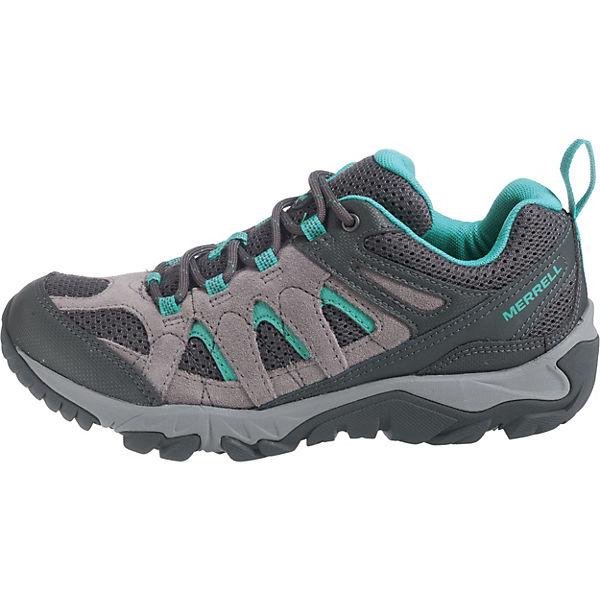 MERRELL, OUTMOST Gute VENT Wanderschuhe, grau-kombi  Gute OUTMOST Qualität beliebte Schuhe 172df8