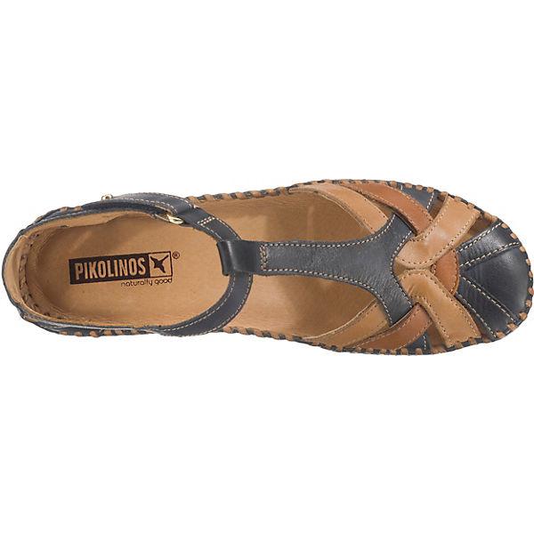 Großer Rabatt Pikolinos P. Vallarta Klassische Sandalen blau-kombi sl56kjfjJKJ25 Verkauf