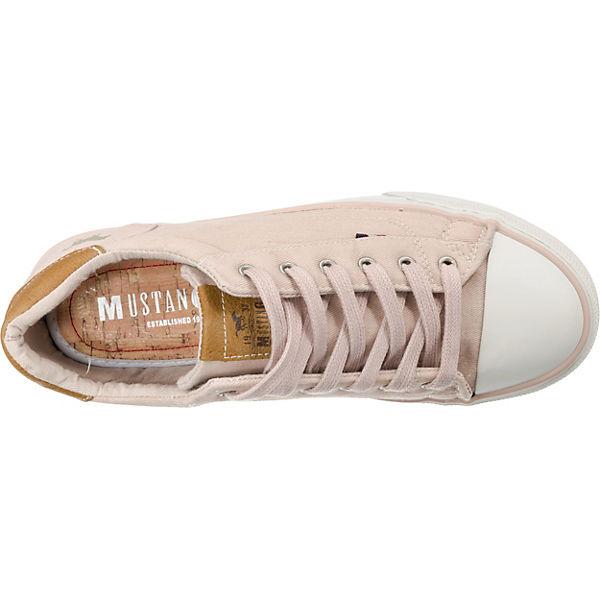 MUSTANG Low MUSTANG MUSTANG rosa rosa MUSTANG Sneakers rosa Low Low Sneakers Sneakers ABdZdRx