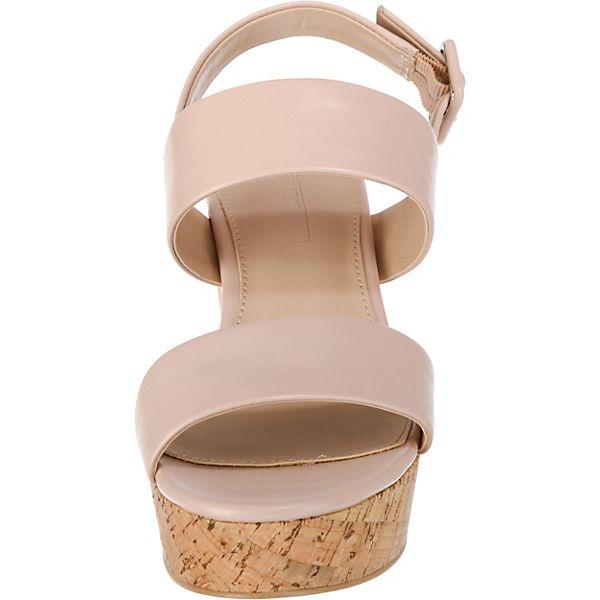 nude band 2 sandal ESPRIT Keilsandaletten Anna OEnXqwwgx4