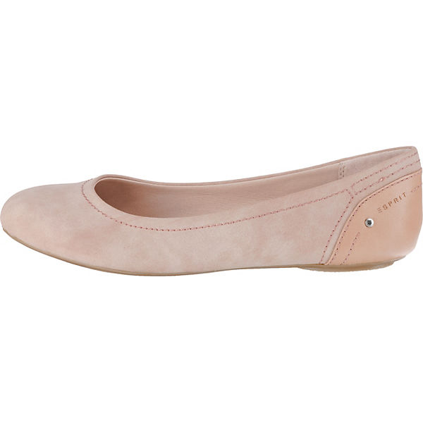 ESPRIT, Aloa Gute Ballerina Klassische Ballerinas, rosa  Gute Aloa Qualität beliebte Schuhe 9ec259