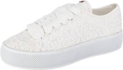 Damen Sita Lace up Sneaker, Violett (Mauve), 39 EU Esprit