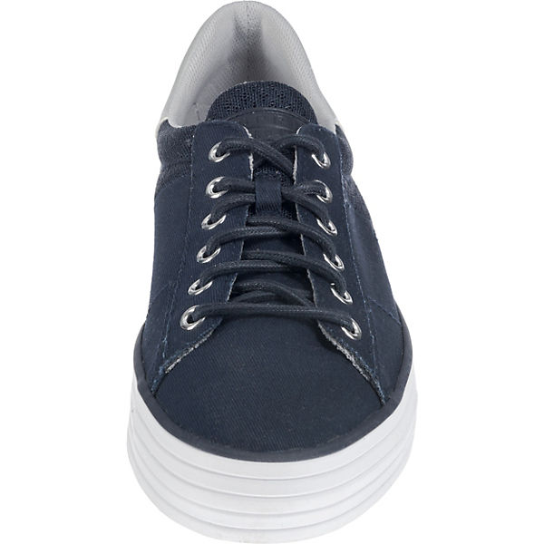 ESPRIT Sita Sneakers up Low blau Lace rrfwvBxq4