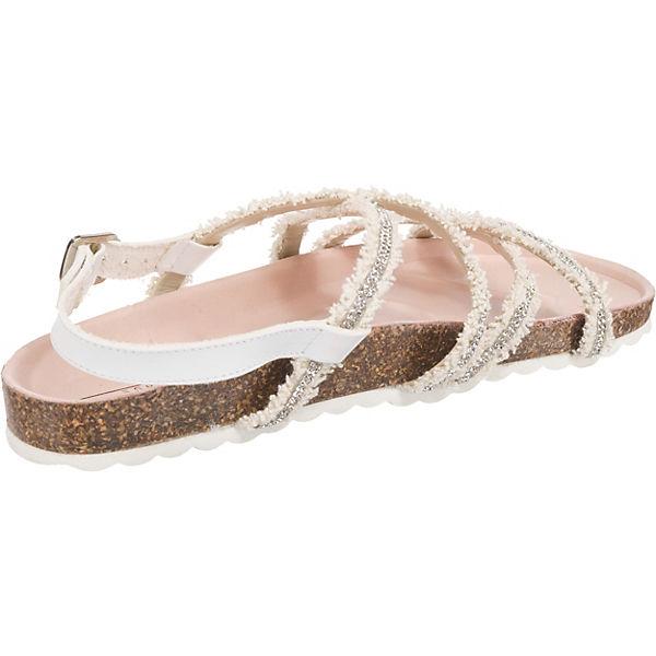 ESPRIT, Lisa Sandal Riemchensandalen, silber Schuhe  Gute Qualität beliebte Schuhe silber ac5647