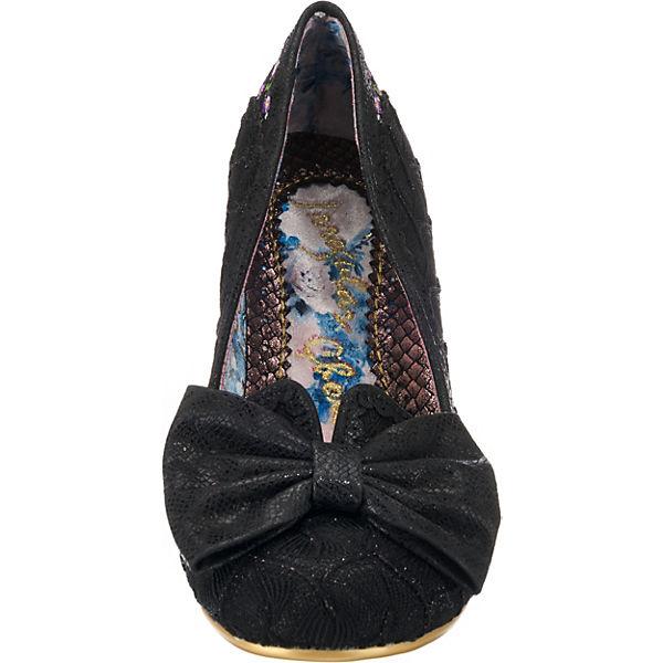 Irregular Choice, ALWAYS SMILE Klassische Qualität Pumps, schwarz  Gute Qualität Klassische beliebte Schuhe bf0e8e