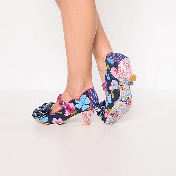 Irregular Choice, BALMY NIGHTS Spangenpumps, blau-kombi Schuhe  Gute Qualität beliebte Schuhe blau-kombi 98a24f