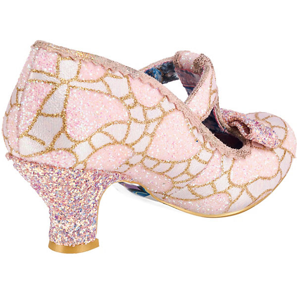 Irregular Choice  LAZY RIVER T-Steg-Pumps rosa-kombi  Choice Gute Qualität beliebte Schuhe 96de41