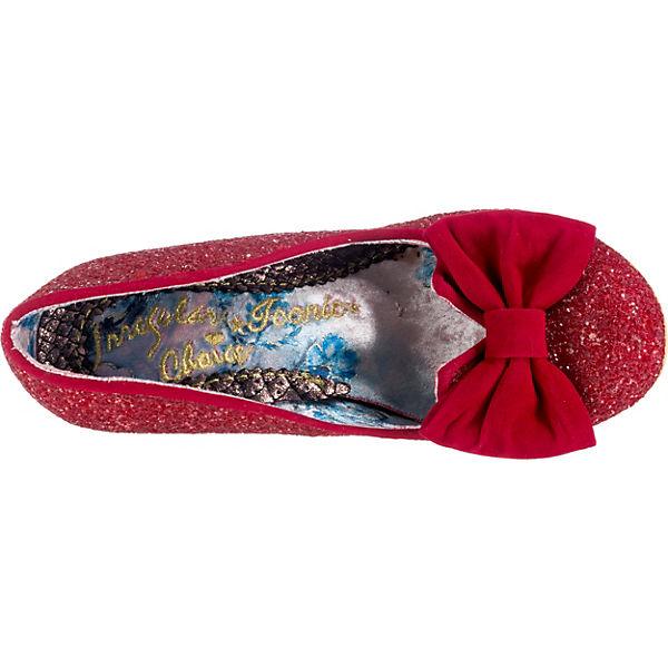 Irregular Choice, Pumps, NICK OF TIME Klassische Pumps, Choice, rot  Gute Qualität beliebte Schuhe b9122c