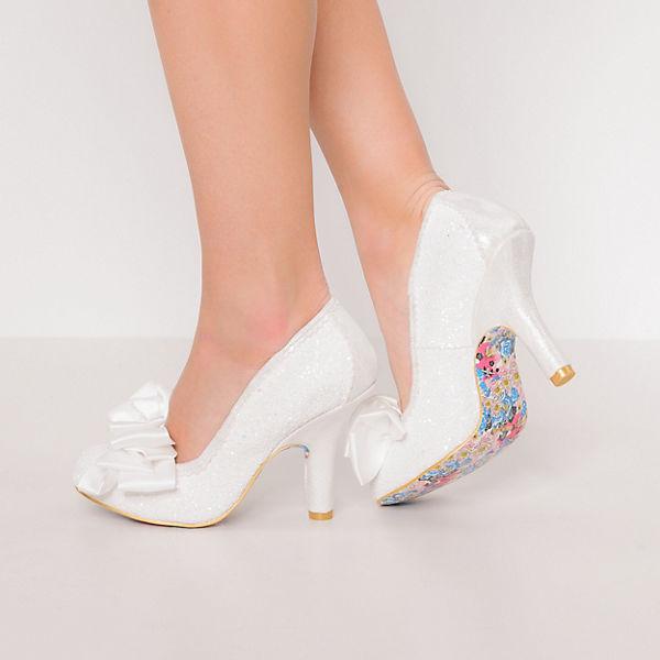 Irregular Choice,  Ascot Klassische Pumps, weiß  Choice, Gute Qualität beliebte Schuhe 7435e2