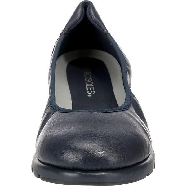 Aerosoles, Fast Track Velvet Gute Klassische Ballerinas, blau  Gute Velvet Qualität beliebte Schuhe 544a97