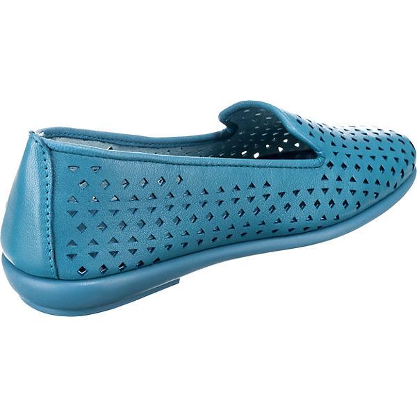Aerosoles Velvet Loafers Betcha You hellblau FBFqrw8