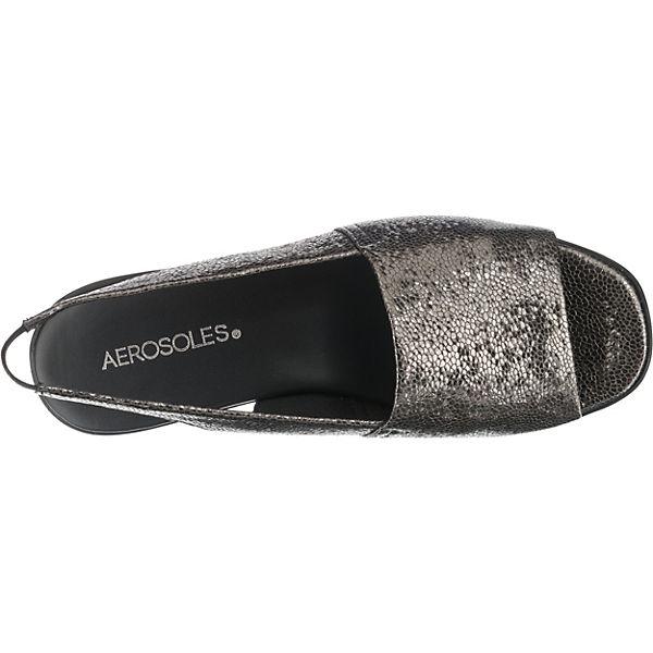 Aerosoles, Cush Gute Flow Bullet Klassische Sandalen, dunkelgrau  Gute Cush Qualität beliebte Schuhe 00f507