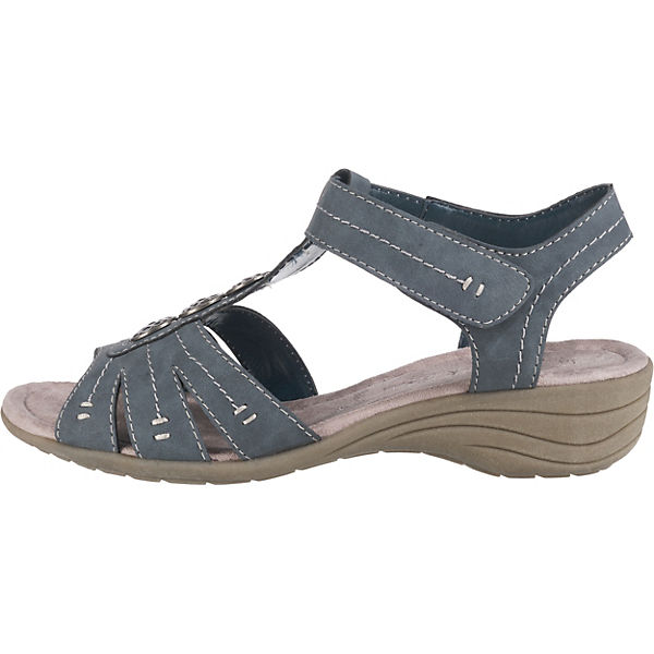 Steg Sandaletten Jane Klain blau T Ezqn1Fwx