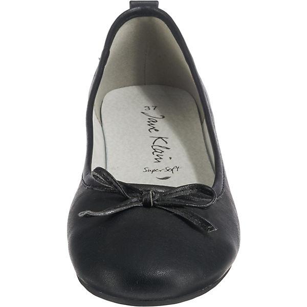 schwarz schwarz Jane Ballerinas Klain Klassische Klassische Jane schwarz Klassische Jane Ballerinas Klassische Jane Klain Klain Klain Ballerinas 84S8qc