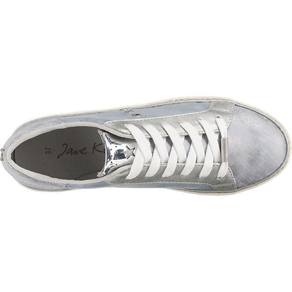 Jane Low Sneakers Klain blau Jane Klain rI0gxw0qH