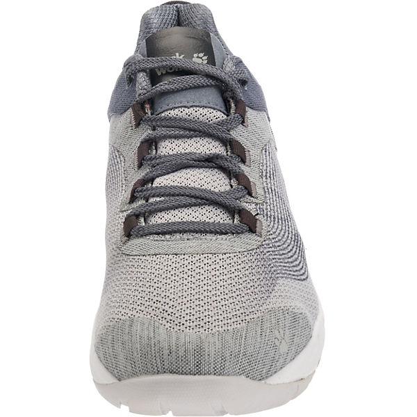Jack W Wolfskin, PORTLAND CHILL LOW W Jack Wanderschuhe, grau  Gute Qualität beliebte Schuhe 2aa4c4
