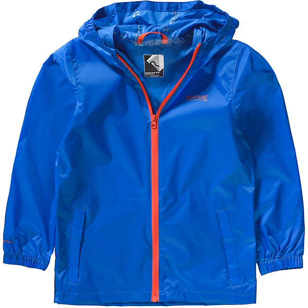 Kinder Outdoorjacke Pack-It-Jacket III