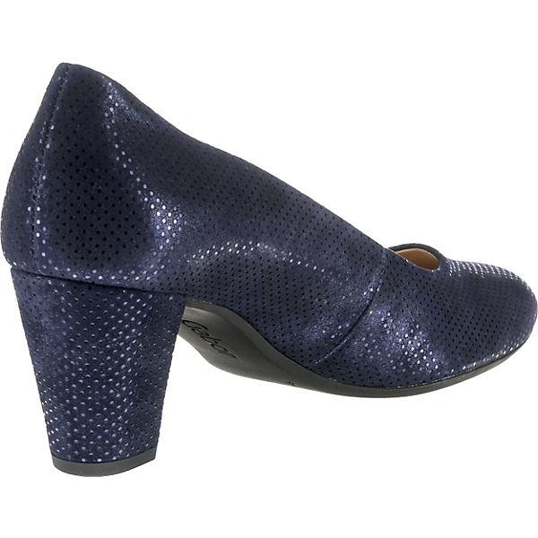 Gabor, Klassische Pumps, blau Schuhe  Gute Qualität beliebte Schuhe blau 54dab8