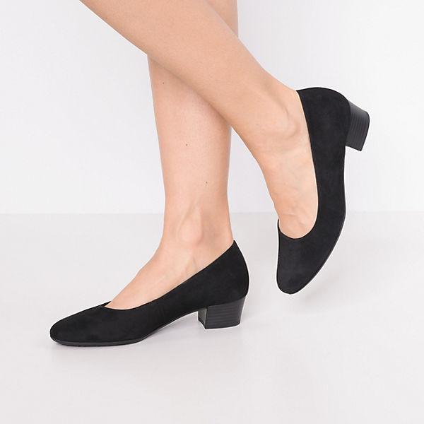 Gabor, Gute Klassische Pumps, schwarz  Gute Gabor, Qualität beliebte Schuhe 011376