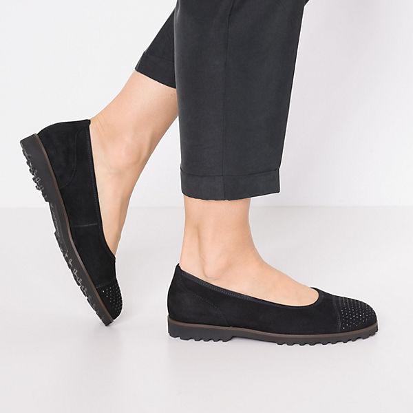 Gabor, Gute Klassische Ballerinas, schwarz  Gute Gabor, Qualität beliebte Schuhe 0ccadc