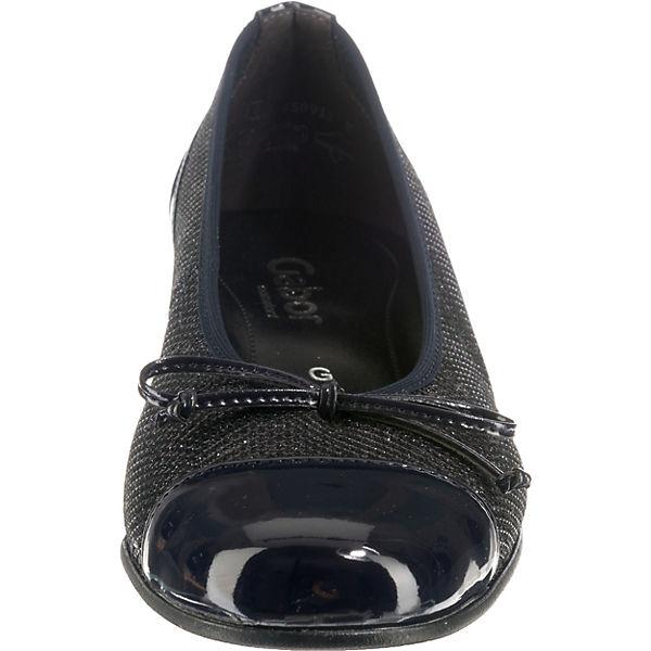Gabor, Klassische Ballerinas, Ballerinas, Klassische blau   c91067
