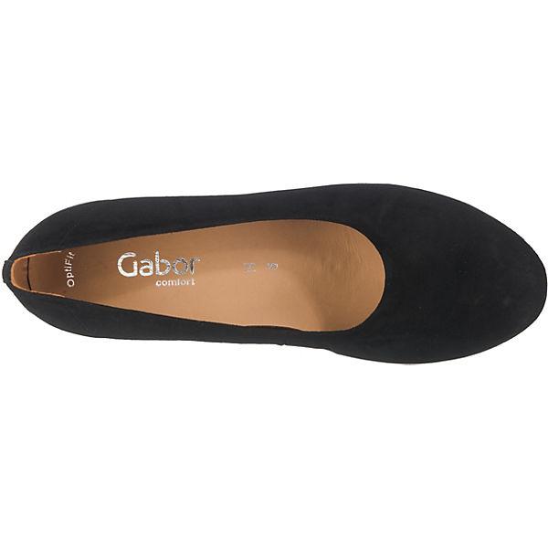 Gabor Gute Klassische Pumps schwarz  Gute Gabor Qualität beliebte Schuhe 390e52