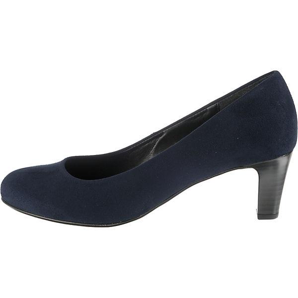Gabor, Klassische Pumps, beliebte blau  Gute Qualität beliebte Pumps, Schuhe acbdf3