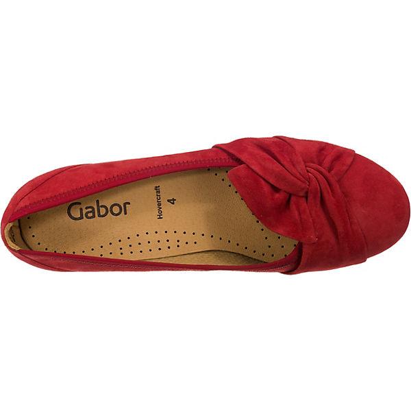 Klassische rot Ballerinas Gabor rot Gabor Ballerinas Klassische Ballerinas Gabor Klassische q6fcp1