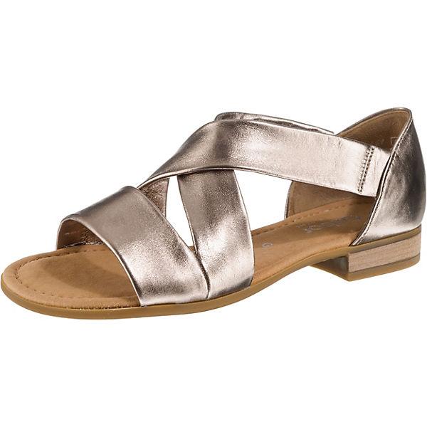 Klassische Gabor Sandaletten Gabor Klassische Sandaletten silber 8tPxUY