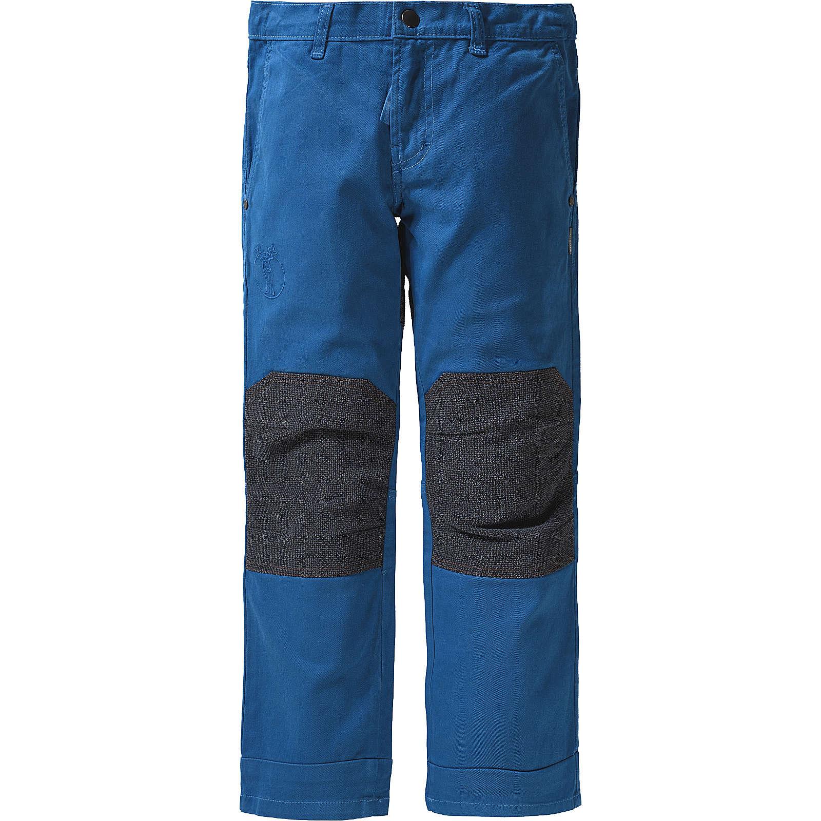 elkline Kinder Outdoorhose Franzhose blau Gr. 158