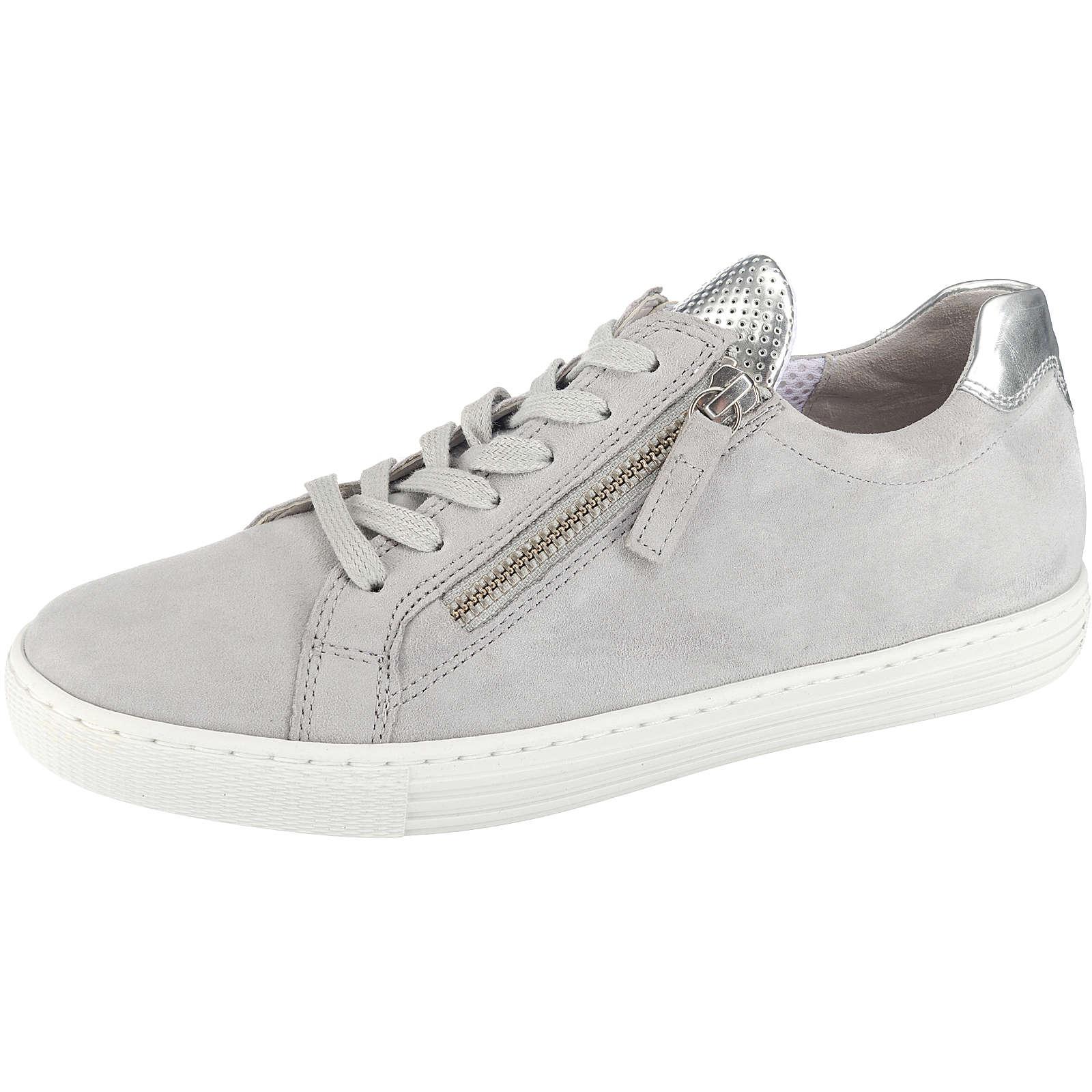 Gabor Sneakers Low grau Damen Gr. 38
