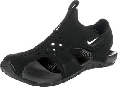 Nike Sportswear, Kinder Badeschuhe SUNRAY PROTECT 2 (PS), schwarz