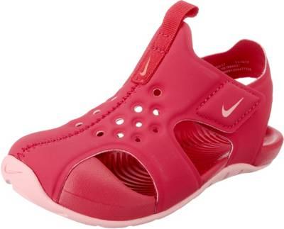NIKE, Kinder Badeschuhe Sunray Protect, pink | mirapodo