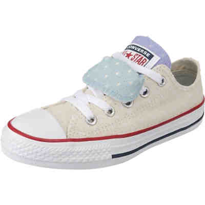Kinder Sneakers Low Chuck Taylor All Star Double Tongue