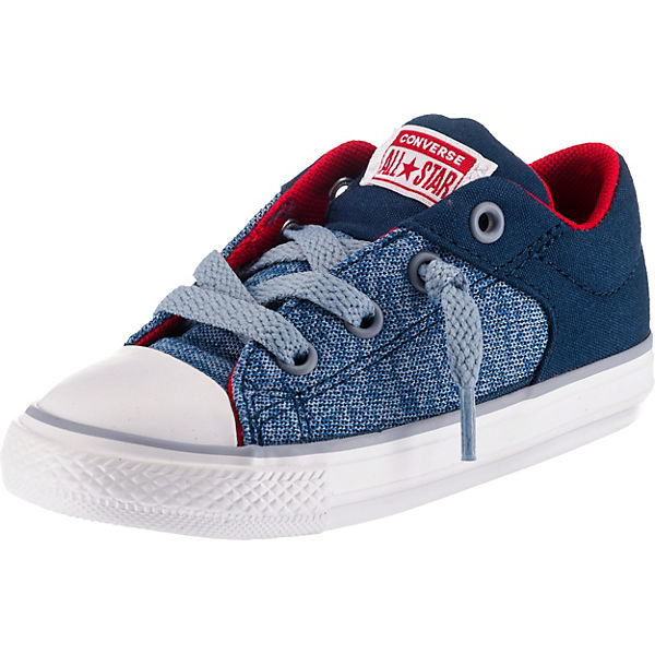 Converse Baby Sneakers Low Chuck Taylor All Star High Street Blau