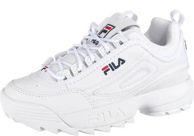 FILA, Disruptor Sneakers Low, weiß Modell 1