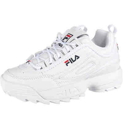 best website 68a5e 9a758 FILA, Disruptor Sneakers Low, weiß Modell 1