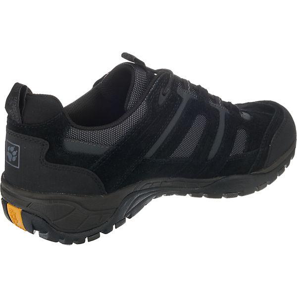 Jack Jack Jack Wolfskin, Rebel Hike Sportschuhe, schwarz  Gute Qualität beliebte Schuhe 18633c