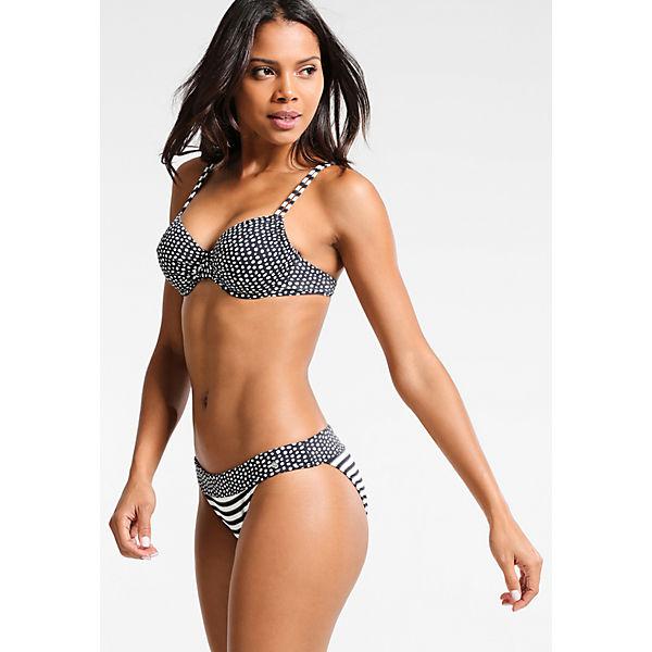 bikini Schwarz oliver Bügel weiß S WrCodBex