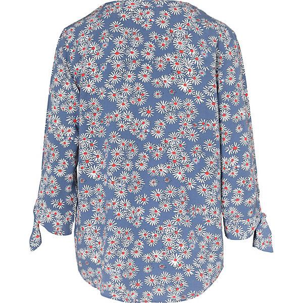blau blau Bluse TAILOR Bluse TAILOR TOM TAILOR TOM Bluse TAILOR Bluse blau TOM TOM fBSq8w