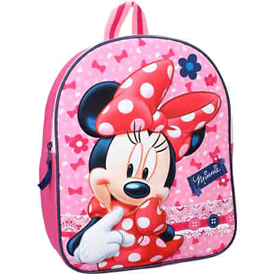 Kinderrucksack 3D Minnie Mouse