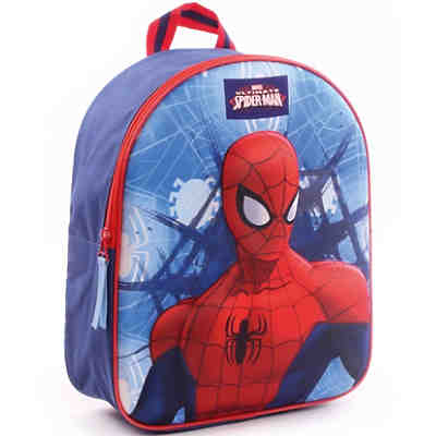 Kinderrucksack 3D Spiderman