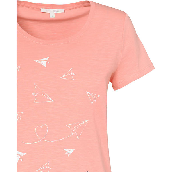 TAILOR TOM apricot Denim T Shirt fnwgq