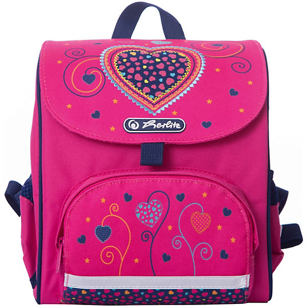 Mini-Ranzen MINI SOFTBAG Pink Hearts