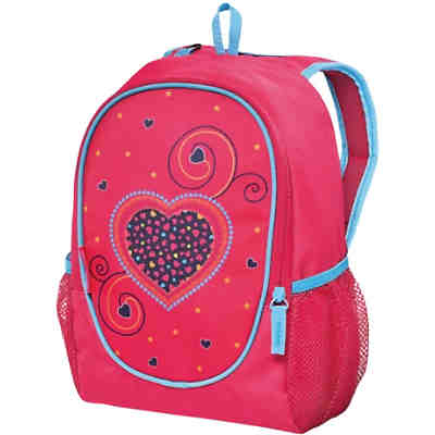 Kinderrucksack ROOKIE Pink Hearts