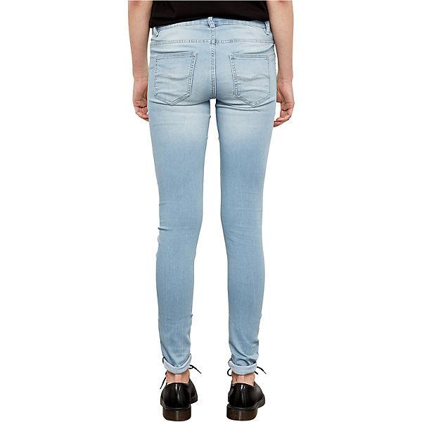 Skinny blau Q Super Jeans S wTtrqtI