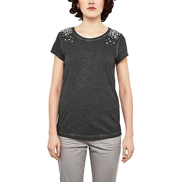Shirt S Q T grau Q S Shirt T 655Ywaq